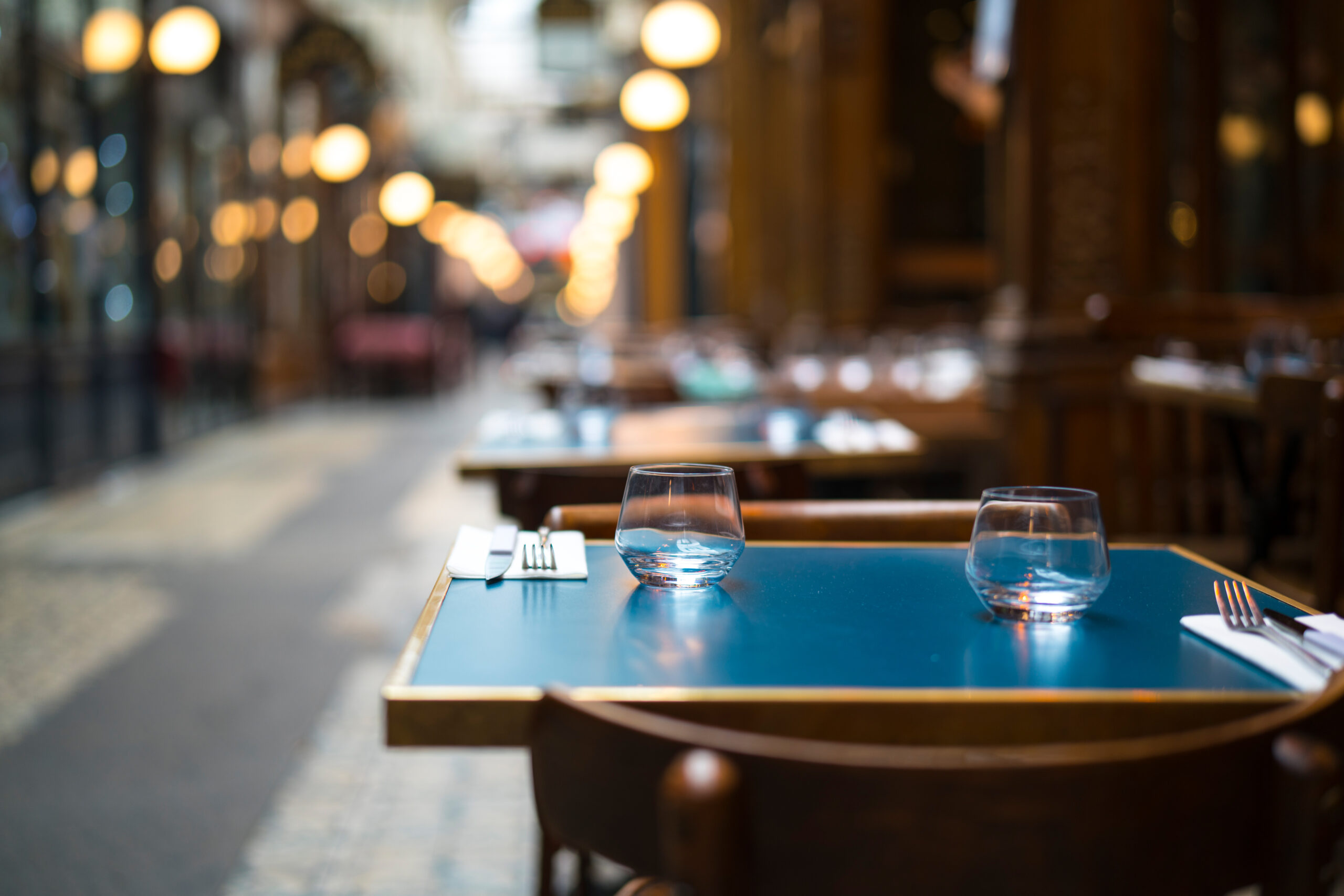 COVID Guidence for Resturants and Cafes